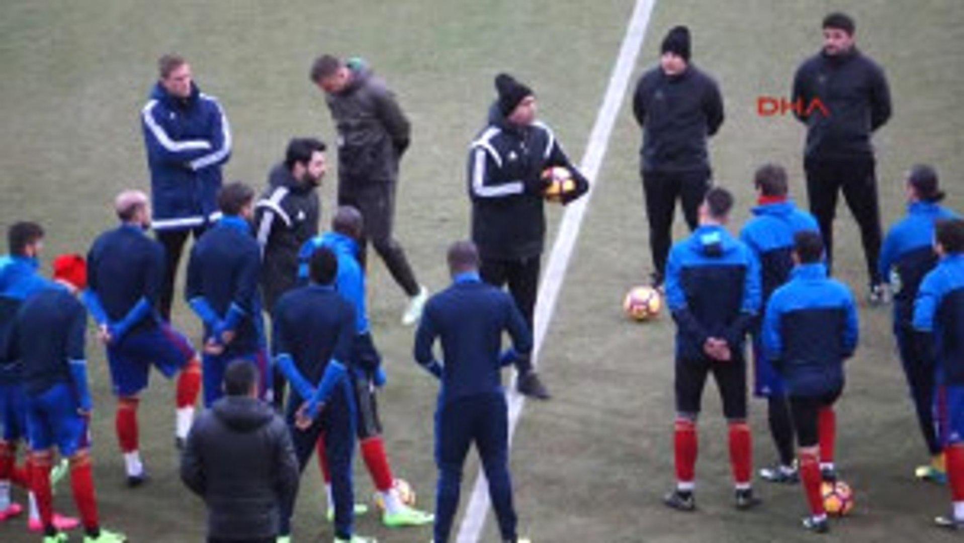 Arşiv Igor Tudor'un Beşiktaş Açıklaması Arşiv Görüntüleri