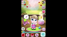 My Talking Angela Gameplay 11 Android Bubble Shooter Game