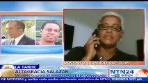 """""""En República Dominicana las agresiones a la prensa han sido frecuentes"""" Conductora de programa matutino Altagracia Salazar sobre asesinato de periodistas"""
