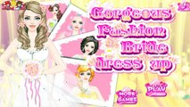 Gorgeous Fashion Bride Dress Up :: Wedding Games For Girls :: Bride Makeup Games