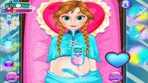 Juego De Frozen Anna Dar A Luz A Un Bebé Jugar Juegos De Frozen Anna Dar A Luz