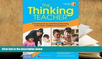Audiobook  The Thinking Teacher: A Framework for Intentional Teaching in the Early Childhood