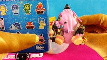 PEANUTS MOVIE Snoopy & Woodstock Play Doh Surprise Egg   McDonalds Happy Meal Toys   Funk
