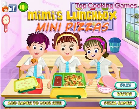 Delicious Mini Pizzas Games Cooking Games Hair Games games