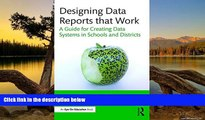 Audiobook  Designing Data Reports that Work: A Guide for Creating Data Systems in Schools and