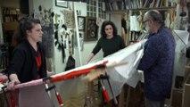 Le savoir-faire de l'atelier Ollier pour Dior haute couture