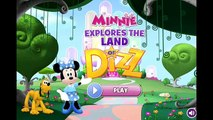 Mickey Mouse Clubhouse Minnie Explores The Land Of Dizz - Mickey Mouse Clubhouse Games