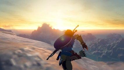 Spot TV Zelda Breath of the Wild de The Legend of Zelda : Breath of the Wild