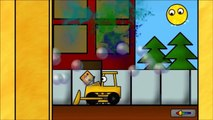 Las películas de dibujos animados para niños pro portable: Грузовичок Löw y Бензовоз de dibujos animados de diseñador