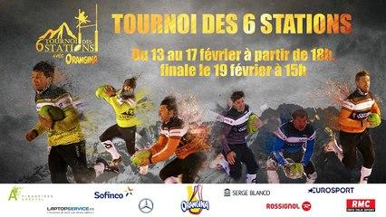 Tournoi des 6 Stations 2017 - Etape Valmorel - Les Matchs