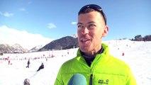 Hautes-Alpes : les vacanciers ont le sourire à Ancelle !