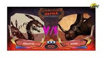 Dinosaurs Cartoon Short Movie | Amazing Dinosaurs Fights And Battles | Dinosaurs Short Film HD