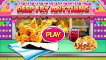Deep Fry Maker Street Food - Android gameplay Maker Labs Inc Movie apps free kids best