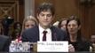 Ashton Kutcher Delivers Emotional Testimony At Hearing To End Modern Slavery, Human Trafficking