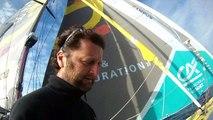 J101 : Arnaud Boissières à 200 milles de l'arrivée / Vendée Globe