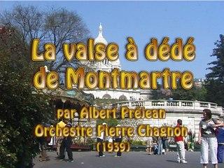 La Valse à dédé de Montmartre