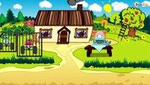 Coches para niños - Carros de Carreras naranja y Coche de Policía - Carritos para niños