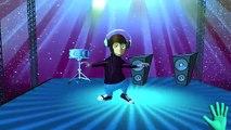 3D Finger Family Monkey Rhyme For Children   Five Little Monkeys Finger Family Animated Kids Rhymes