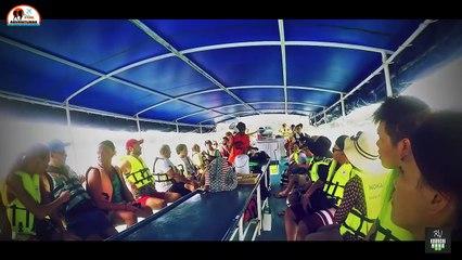 Travel Log 02 James Bond Island and Parasailing By Karachi Vynz Official