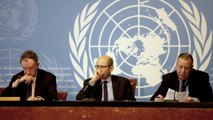 Syrian Opposition Wants Geneva Talks To Focus On Political Transition