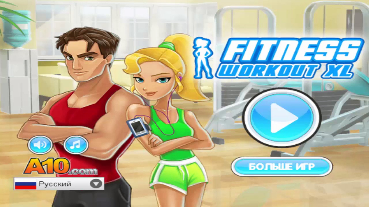 Fitness Workout XL | Fitness Workout Girls Games