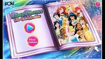 Las Princesas de Disney propósitos de Año Nuevo Bebé vídeos de juegos para los niños