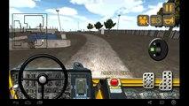 Строительство Тягач симулятор 3D Part 1 - for Android and iOS GamePlay