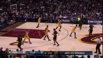 LeBron Dishes, Tristan Finishes - Pacers vs Cavaliers - February 15, 2017 - 2016-17 NBA Season