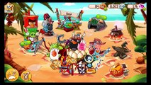 Angry Birds Epic: New Blue Birds Class Treasure Hunters - Cash Spending