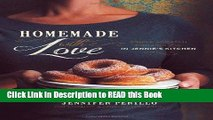 Read Book Homemade with Love: Simple Scratch Cooking from In Jennie's Kitchen ePub Online