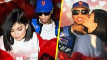 Kylie Jenner & Tyga Spotted on VALENTINE'S DAY DATE  Empire State Building