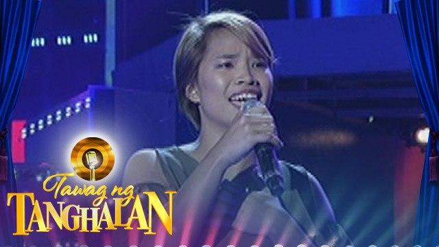 Tawag ng Tanghalan: Fritzie Magpoc | Last Dance