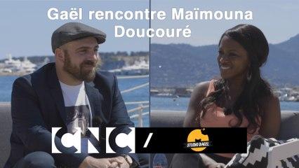 Gaël rencontre Maimouna Doucouré