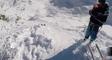 GoPro run Shannan Yates - Chamonix-Mont-Blanc staged in Vallnord-Arcalís FWT17