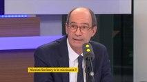 """Pour Eric Woerth, le déjeuner Fillon-Sarkozy a """"symbolisé l'unité de la droite et du centre"""""""