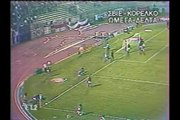 19.09.1990 - 1990-1991 UEFA Cup Winners' Cup 1st Round 1st Leg Olympiacos FC 3-1 Flamurtari Vlore
