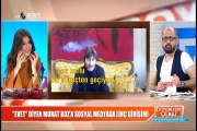 """""""Evet"""" diyen Murat Boz'a sosyal medyada linç girişimi"""