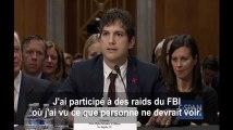 Le discours d'Ashton Kutcher, au bord des larmes, sur les victimes de trafics sexuels