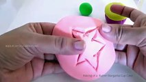 Margarita Cup Cake with Play Doh | Play-Doh Frosting Fun Bakery & Play-Doh Magic Swirl Ice Cream