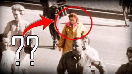 Quem foi essa mulher no assassinato de John Kennedy??