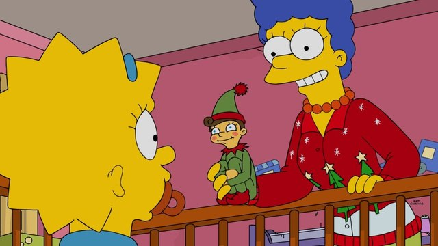 The Simpsons Couch Gag Takes On Robot Chicken