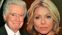'Live With Kelly' Producer Denies Regis Philbin's Claim That He Was Never Asked Back as a Guest