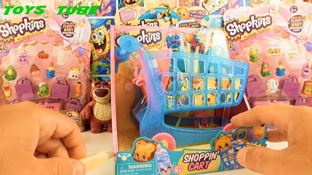 Shopkins Super Celery and Masha i Medved Шопкинс и Маша и Медведь TOYS