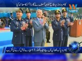 Kamra: 16 new JF-17 Thunder fighter jets inducted to the Pakistan Air Force