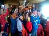 Le Grand Bornand : le fan club de Tessa Worley à fond derrière sa championne (4)