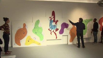 Messac live 20 jours pour un tableau | Studio 13/16 | Jeune Public