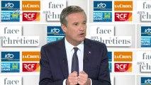 """Nicolas Dupont-Aignan - F. Fillon : """"Il prend en otage la droite"""""""