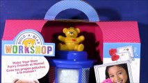 Build A Bear Workshop Stuffing Station! DIY Make Your Own Build A Bear AT HOME! FUN CUTE T
