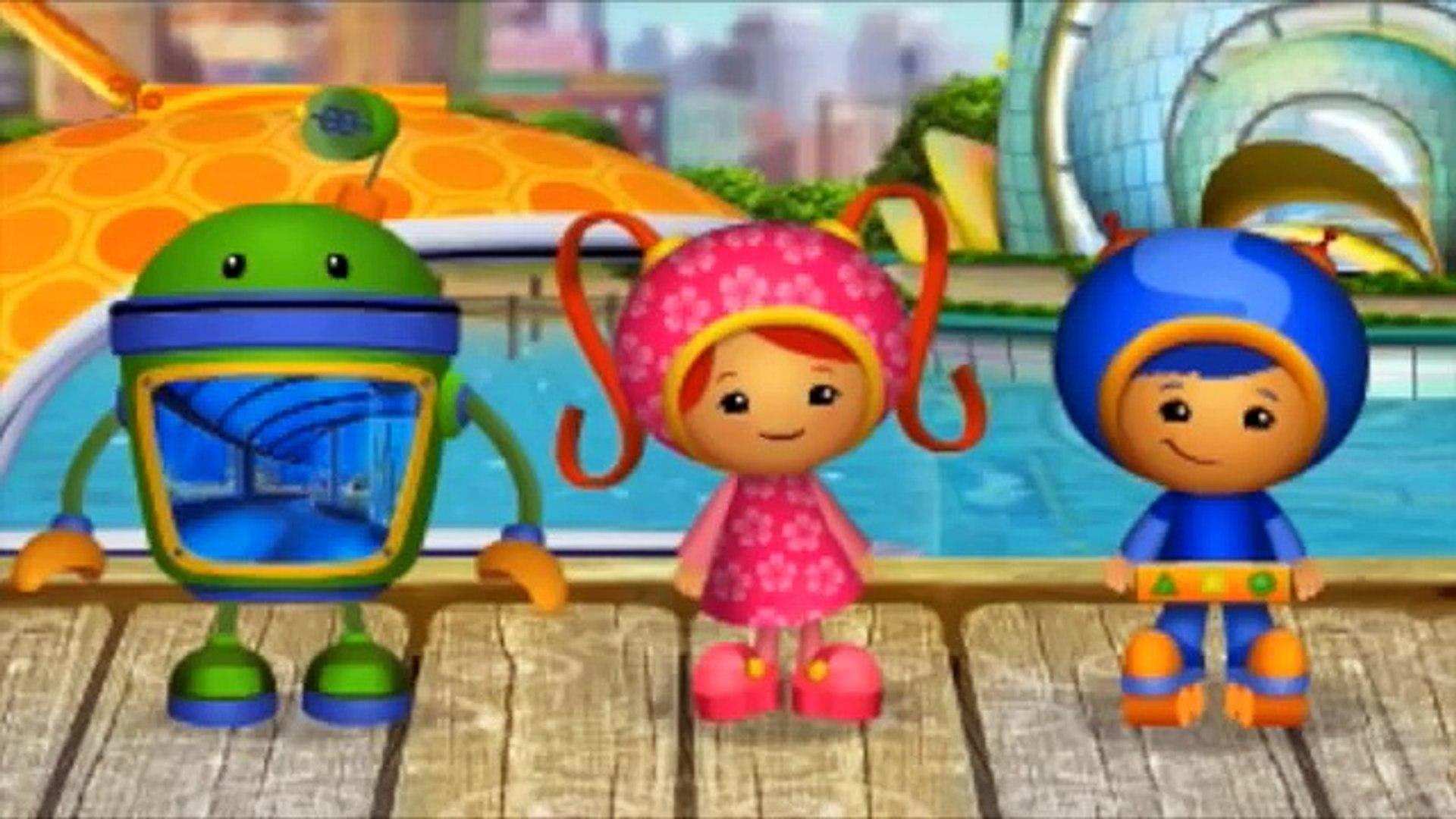 Team Umizoomi Aquarium | the Kids Games TV