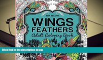 Download [PDF]  Wings and Feathers  Bird Wings, Magical Feathers and Beautiful Flowers, Relaxing